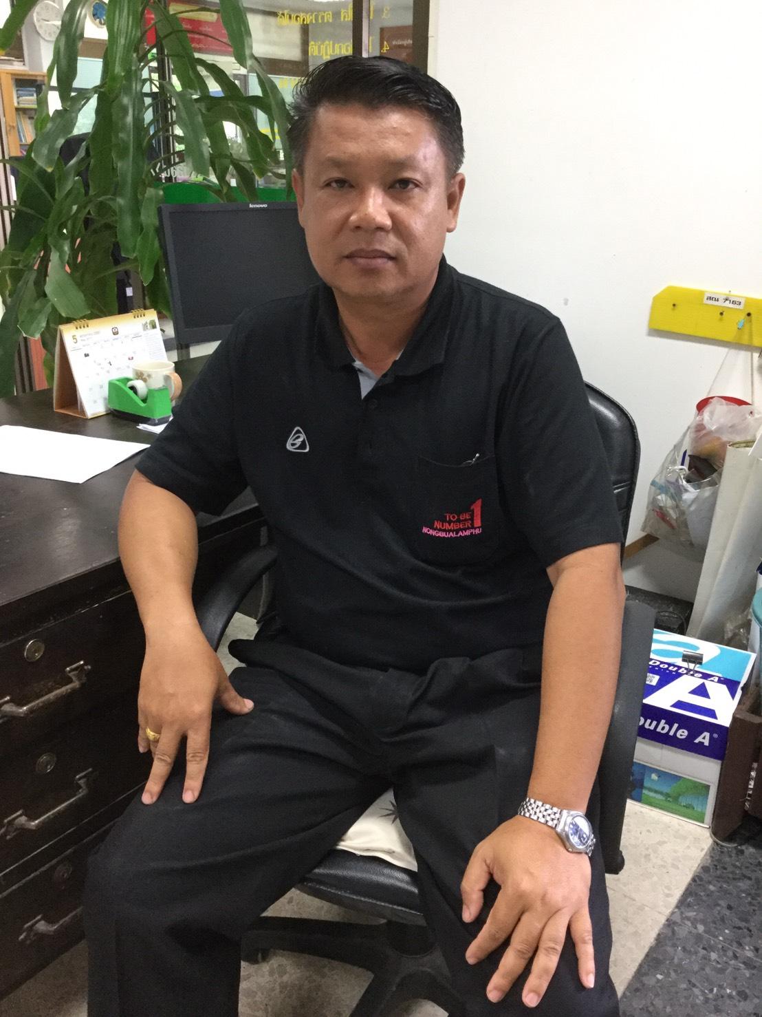 Mr Coochai Saopha